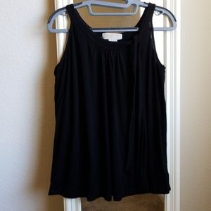 Michael Kors sleeves blacktop. Size medium.